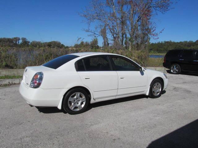 2003 Nissan Altima 2.5 S 4dr Sedan - Orlando FL