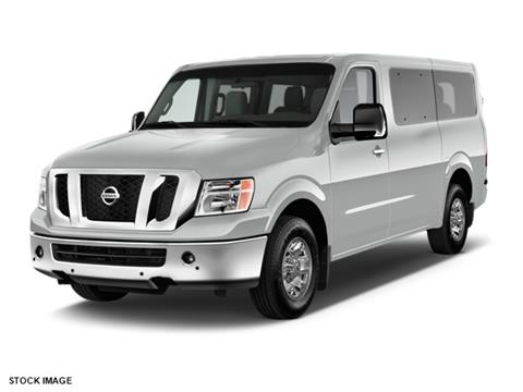 2017 Nissan NV Passenger for sale in Manchester, NH