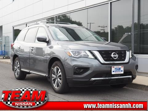 2017 Nissan Pathfinder for sale in Manchester, NH