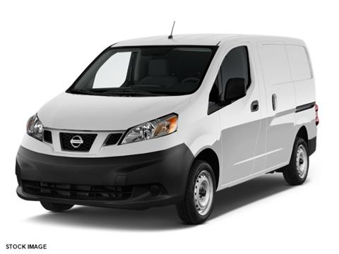 2017 Nissan NV200 for sale in Manchester, NH