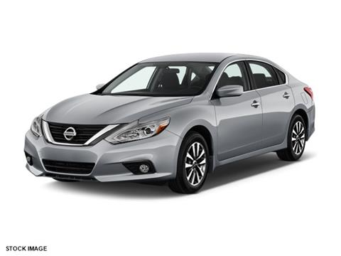 2017 Nissan Altima for sale in Manchester, NH
