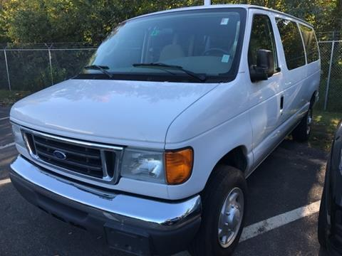 2007 Ford E-Series Wagon for sale in Manchester, NH