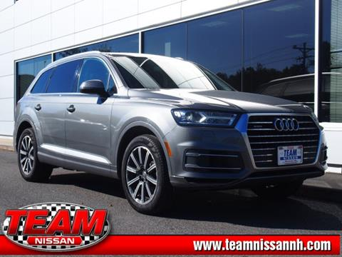 2017 Audi Q7 for sale in Manchester, NH