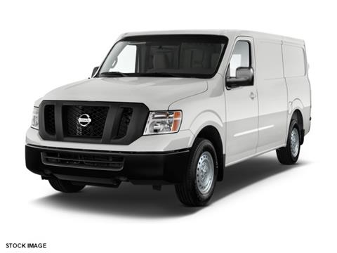 2017 Nissan NV Cargo for sale in Manchester, NH
