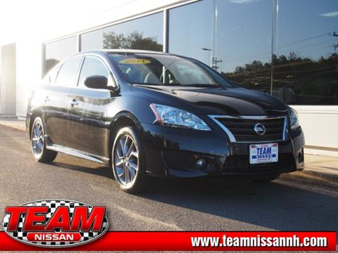 2014 Nissan Sentra for sale in Manchester, NH