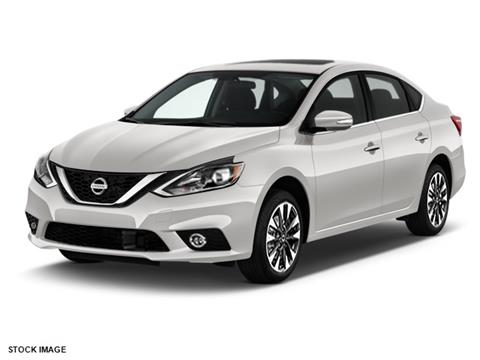 2017 Nissan Sentra for sale in Manchester, NH
