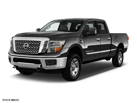 2017 Nissan Titan XD for sale in Manchester, NH