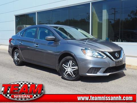2016 Nissan Sentra For Sale At Team Auto Loans In Manchester NH