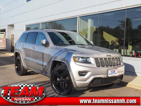 2015 Jeep Grand Cherokee for sale in Manchester, NH