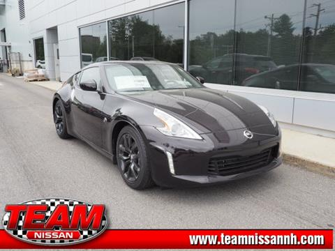 2017 Nissan 370Z for sale in Manchester, NH