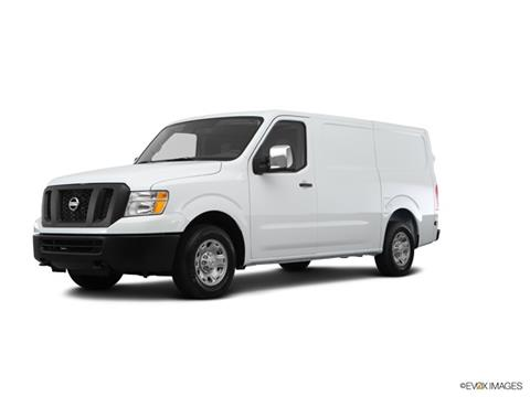 2016 Nissan NV Cargo for sale in Manchester, NH