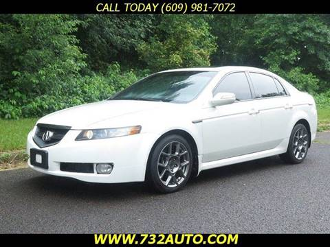2008 Acura Tl For Sale >> 2008 Acura Tl For Sale In New Jersey Carsforsale Com