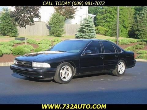 1996 Chevrolet Impala for sale in Hamilton, NJ