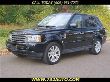 2007 Land Rover Range Rover Sport for sale in Hamilton, NJ