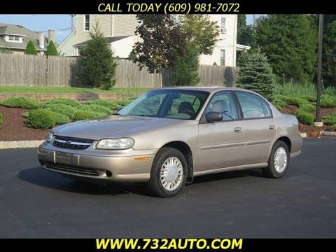 2000 Chevrolet Malibu for sale in Hamilton, NJ