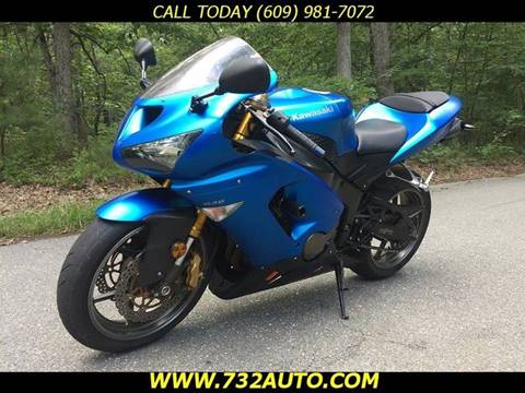 2006 Kawasaki 636 for sale in Hamilton, NJ