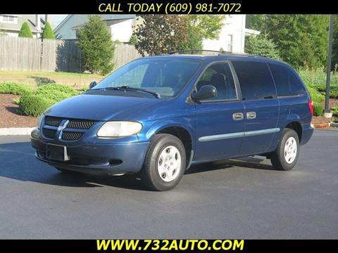 2002 Dodge Grand Caravan for sale in Hamilton, NJ