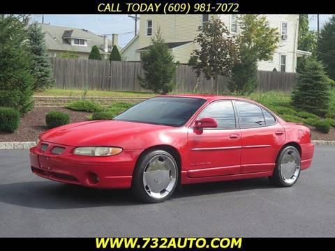 1999 Pontiac Grand Prix for sale in Hamilton, NJ