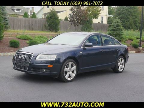 2008 Audi A6 for sale in Hamilton, NJ