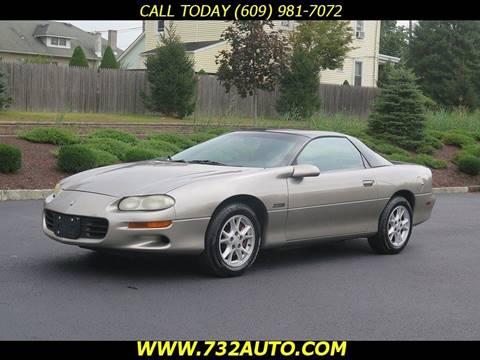 2001 Chevrolet Camaro for sale in Hamilton, NJ