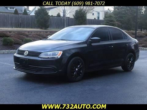 2011 Volkswagen Jetta for sale in Hamilton, NJ