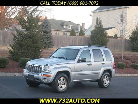 2003 Jeep Liberty for sale in Hamilton, NJ