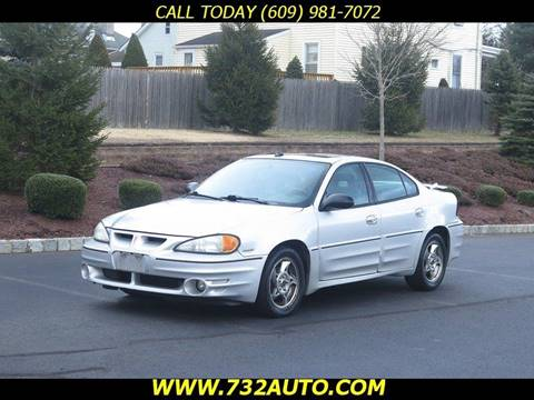 2004 Pontiac Grand Am for sale in Hamilton, NJ