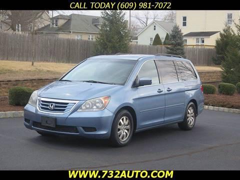 2008 Honda Odyssey for sale in Hamilton, NJ
