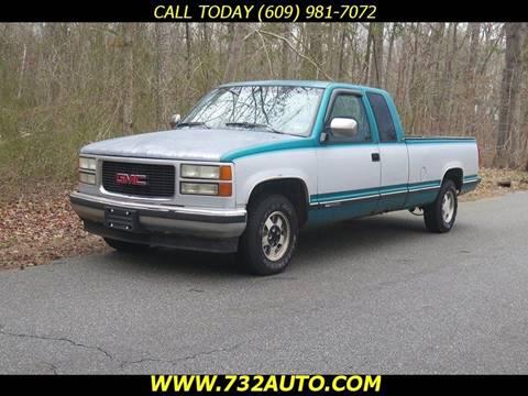 1994 GMC Sierra 1500 for sale in Hamilton, NJ