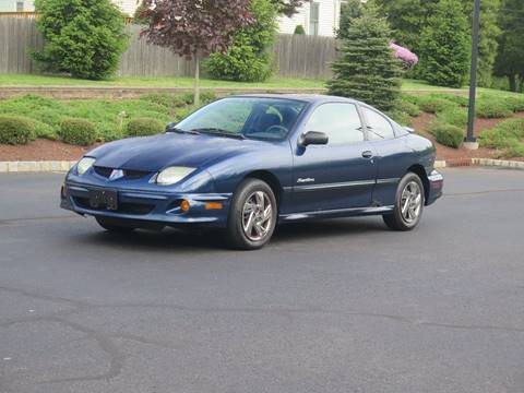 2002 Pontiac Sunfire for sale in Hamilton, NJ