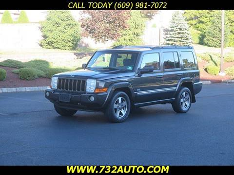 2006 Jeep Commander for sale in Hamilton, NJ