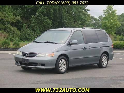 2002 Honda Odyssey for sale in Hamilton, NJ