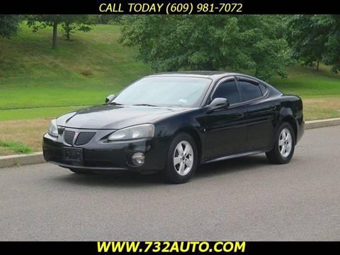Cheap Cars For Sale In Nj >> 2006 Pontiac Grand Prix For Sale In Hamilton Nj