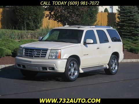 2003 Cadillac Escalade for sale in Hamilton, NJ