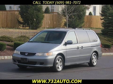 2000 Honda Odyssey for sale in Hamilton, NJ