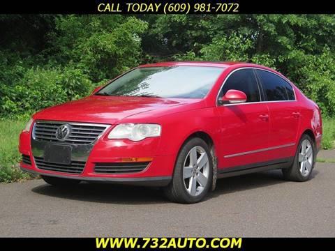 2008 Volkswagen Passat for sale in Hamilton, NJ