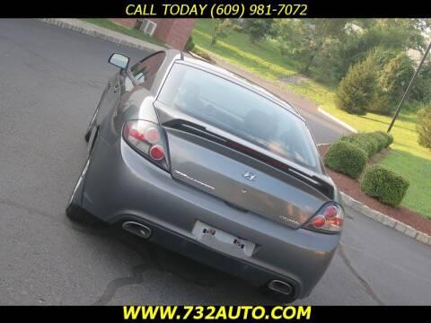2007 Hyundai Tiburon