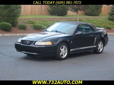 2000 Ford Mustang for sale at Absolute Auto Solutions in Hamilton NJ