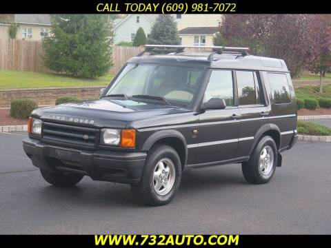 2000 Land Rover Discovery Series II for sale at Absolute Auto Solutions in Hamilton NJ