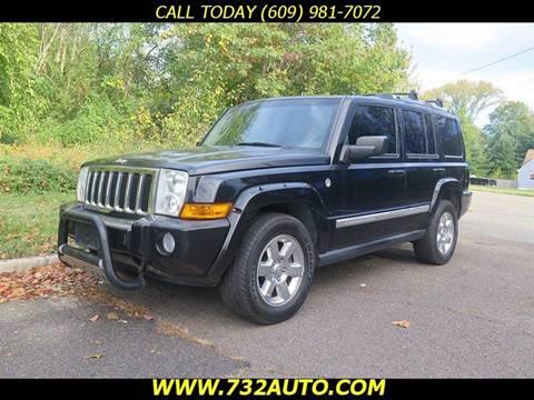 2008 Jeep Commander for sale in Hamilton, NJ