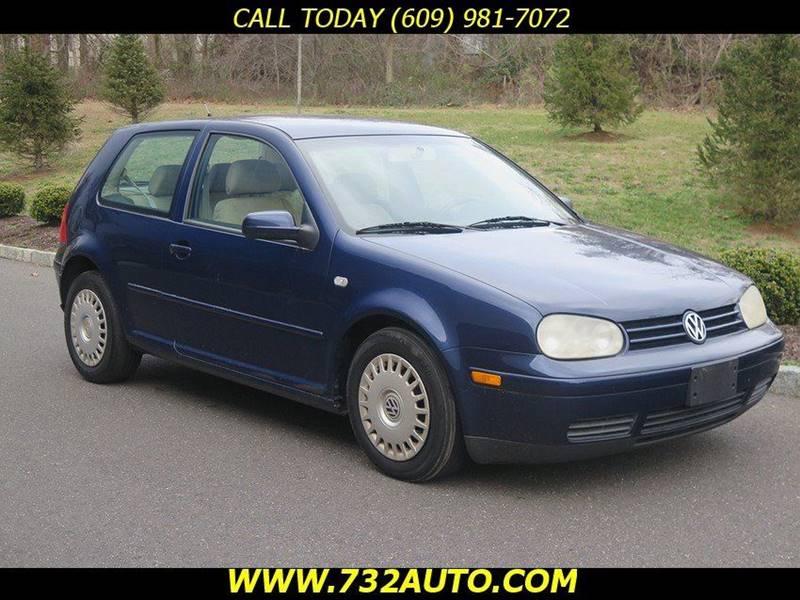 2000 Volkswagen Golf GL 2dr Hatchback In Hamilton NJ  Absolute Auto