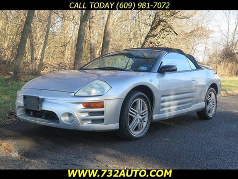 2003 Mitsubishi Eclipse Spyder for sale in Hamilton, NJ