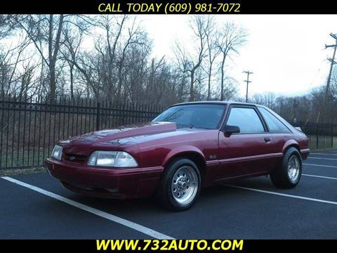 1993 Ford Mustang for sale in Hamilton, NJ