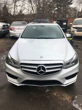 2015 Mercedes-Benz E-Class for sale in Worcester MA