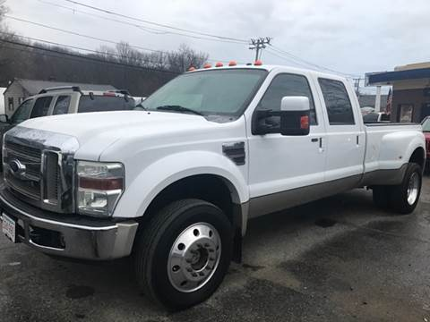 2008 Ford F-450 Super Duty for sale in Worcester, MA