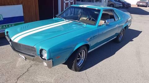 1969 AMC AMX for sale in Boulder City, NV
