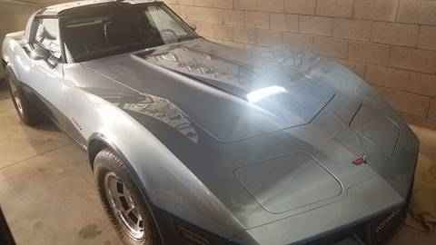 1982 Chevrolet Corvette for sale in Boulder City, NV
