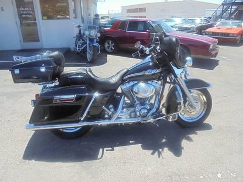 2003 Harley-Davidson Electra Glide for sale in Boulder City, NV