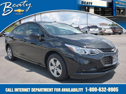 2017 Chevrolet Cruze for sale in Knoxville, TN
