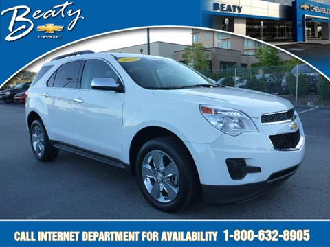 2015 Chevrolet Equinox for sale in Knoxville, TN